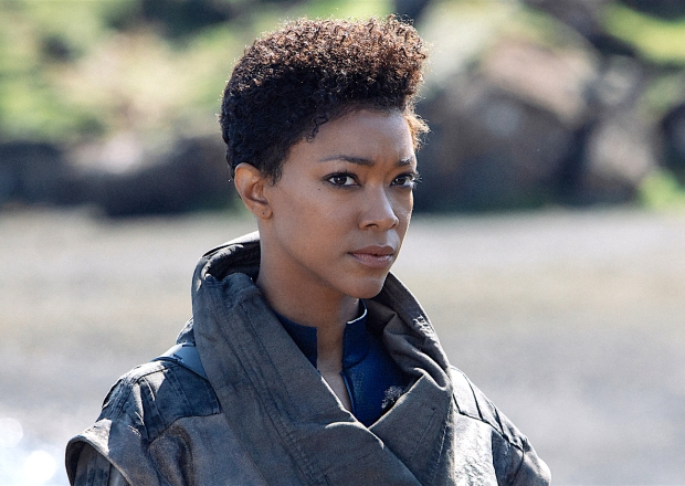 Star Trek Discovery Season 3 Michael Burnham
