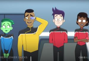 Star Trek Lower Decks Trailer