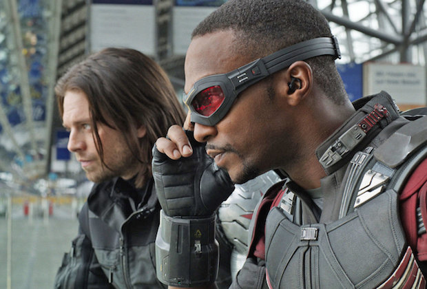 Falcon Winter Soldier Date