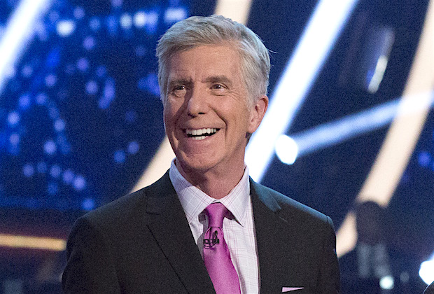 Tom Bergeron Dancing With the Stars DWTS