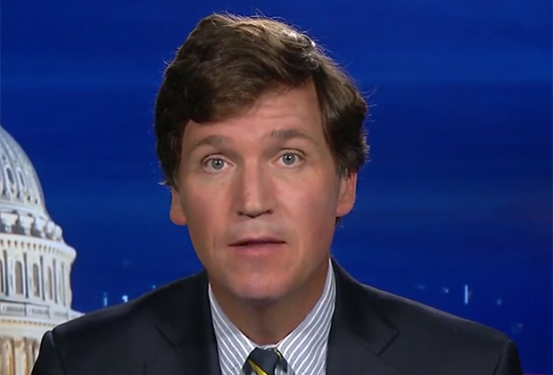 Tucker Carlson Reacts To Exit Of Top Writer Who Authored Racist Posts Tvline