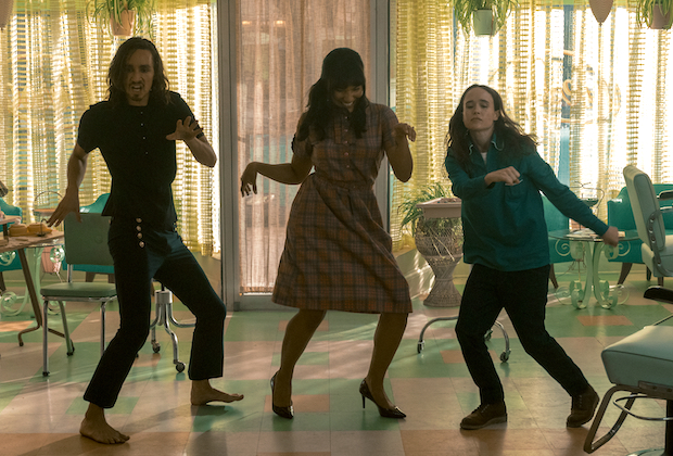 'The Umbrella Academy' Season 2 (Courtesy of Netflix)