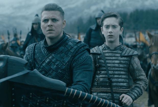Vikings 6 11 Sneak Peek Ivar Discovers That Spoiler Is Alive Tvline