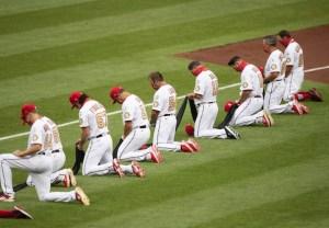 Yankees Nationals Black Lives Matter