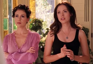 Charmed Alyssa Milano Rose McGowan