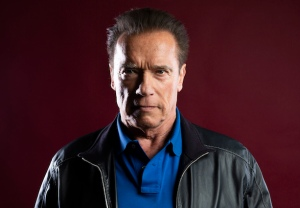 Arnold Schwarzenegger Cast Spy Drama Nick Santora