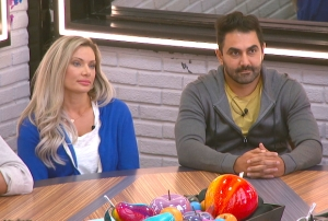 Big Brother Janelle Evicted