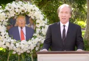 Bill Maher's Donald Trump Eulogy on 'Real Time'