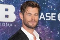 Chris Hemsworth to Host Shark Beach Special for Nat Geo's 2021 SharkFest