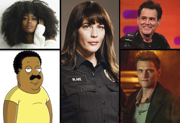 TV Cast Changes Spoilers