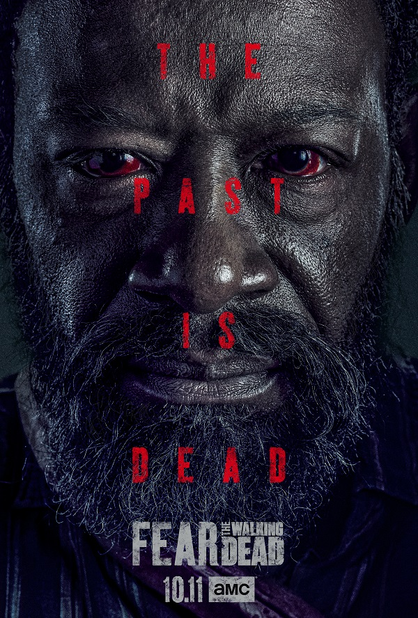 Fear the Walking Dead Season 6 Poster