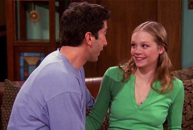ross dating elizabeth