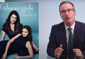 Gilmore Girls John Oliver Rant Last Week Tonight VIdeo
