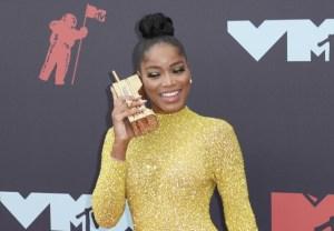Keke Palmer MTV Video Music Awards