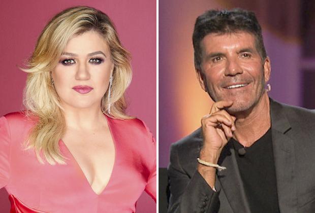 Kelly Clarkson Replaces Simon Cowell On America S Got Talent Tvline
