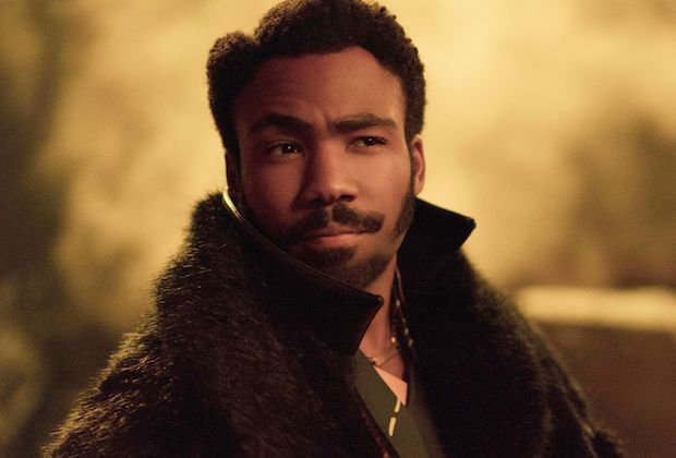 Lando Series Donald Glover