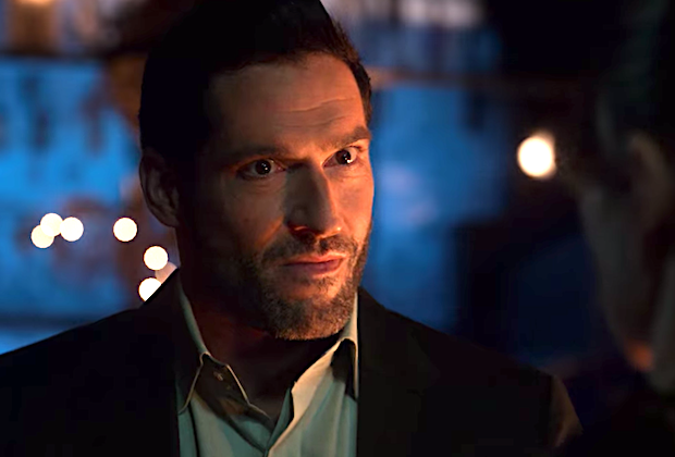 Tom Ellis Performance In Lucifer Season 5 Episode 2 Dual Role Tvline