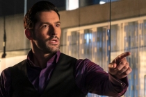 Lucifer EPs Talk God's Arrival and Other Midseason Cliffhangers