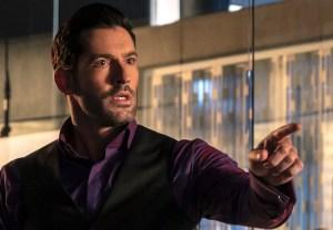 Lucifer Season 5 Finale God Appears