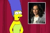 Marge Simpson Responds to Trump Adviser's Assertion That Kamala Harris Sounds Like Her: 'I'm Pissed Off'
