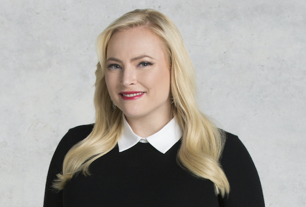 Meghan McCain Leaving 'The View'?