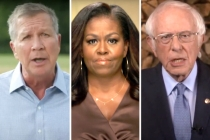 2020 Democratic National Convention: Watch Michelle Obama, John Kasich and Bernie Sanders on Night 1