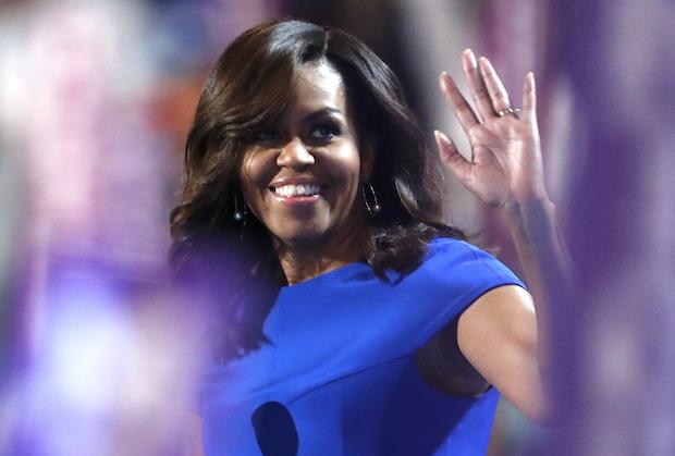 Michelle Obama at 2016 DNC