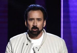 Nicolas Cage Highfire