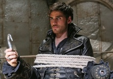 Once Upon a Time, Dustin Hoffman Nearly Lent Colin O'Donoghue a Hand