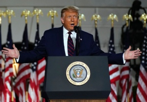 Ratings Republican Convention Trump Speech