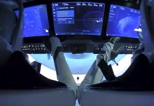 SpaceX Splashdown Livestream