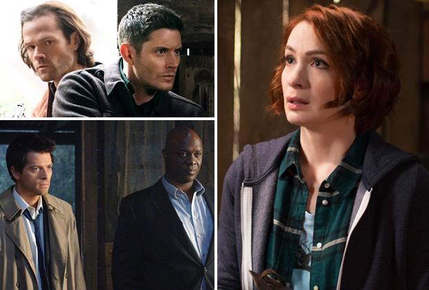 Supernatural Final Episodes