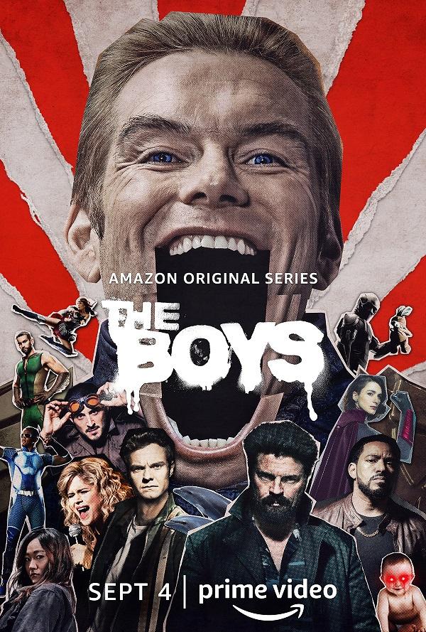 The Boys Season 2 Poster