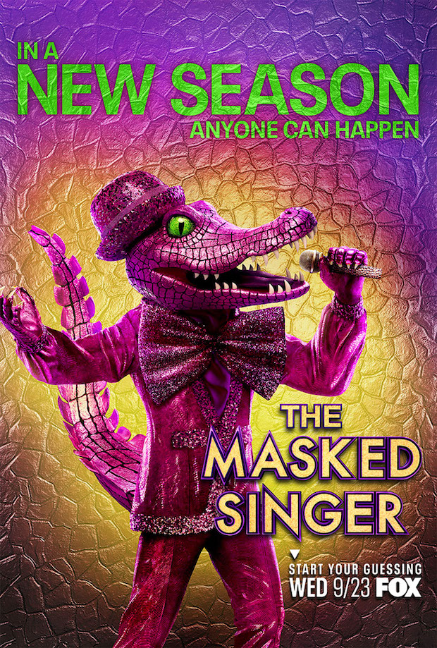 The Masked Singer Season 4 Premiere Date Poster