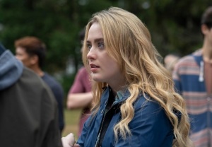 The Society Cancelled Kathryn Newton Reaction