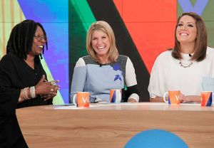 The View Nicolle Wallace Fired Reason