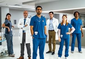 Transplant NBC premiere date