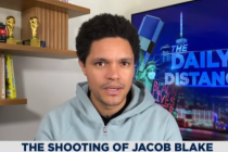 Trevor Noah Condemns Jacob Blake Shooting: 'For Some People, Black Skin Is the Most Threatening Weapon of All'