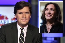 Fox News Host Tucker Carlson Mispronounces Kamala Harris' Name, Scoffs When Corrected: 'So What?'