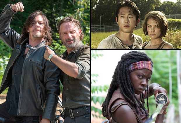 the-walking-dead best characters all time ranked list photos
