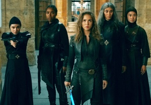 Warrior Nun Renewed Season 2