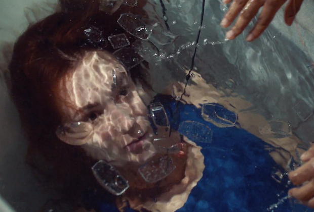 Wynonna Earp Nicole Drowned