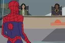 Yvette Nicole Brown Gets Caught in Spider-Man's Web -- Watch Sneak Peek