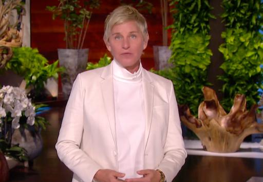 Ellen DeGeneres Toxic