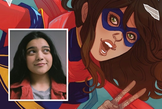 Ms Marvel Cast Iman Vellini