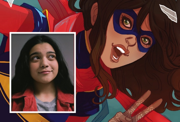 Disney+ Casts Ms. Marvel, to Eventually Cross Over Into MCU Films