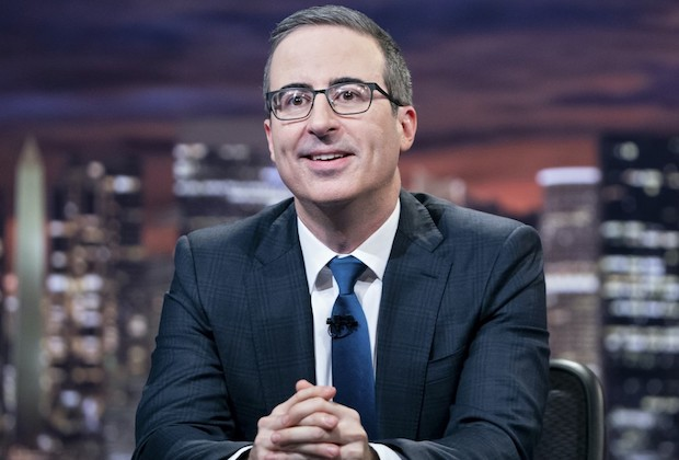 Last Week Tonight Renewed