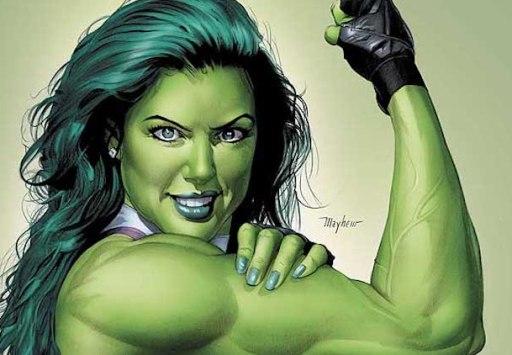 She-Hulk Vol 1 Issue 9