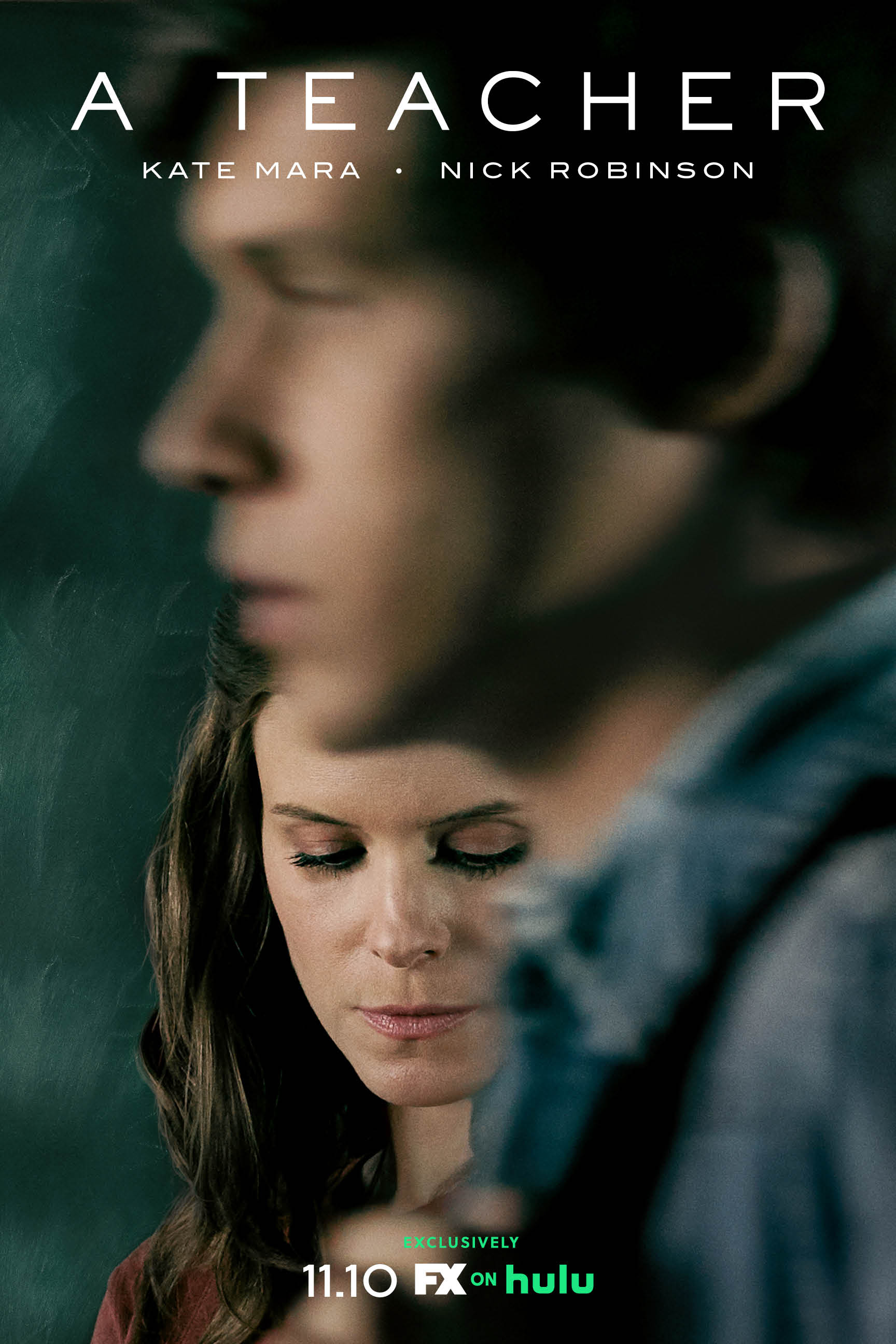 Kate Mara, Nick Robinson - A Teacher Poster