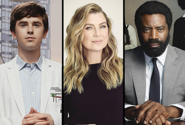 ABC Sets November Dates for Grey's, Good Doctor, Million Little Things and Others — The Rookie's Return Delayed